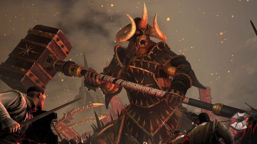 Империя против Воинов Хаоса: 18 минут геймплея Warhammer: Total War | Канобу - Изображение 1