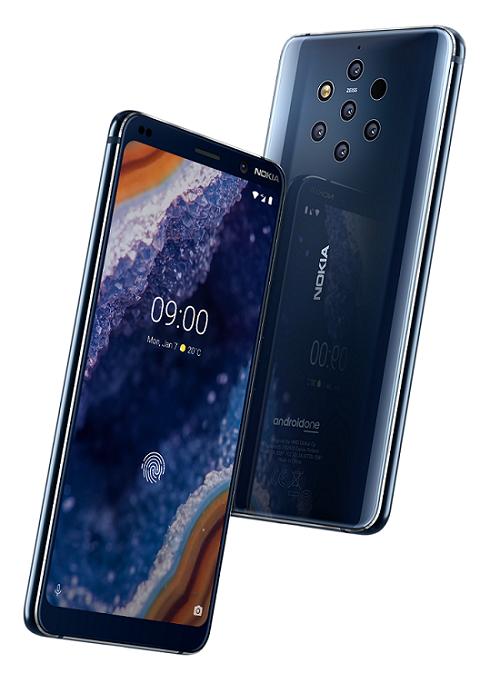 В России вышел Nokia 9 PureView: пятикамерный фотофлагман с адекватным ценником   Канобу - Изображение 2