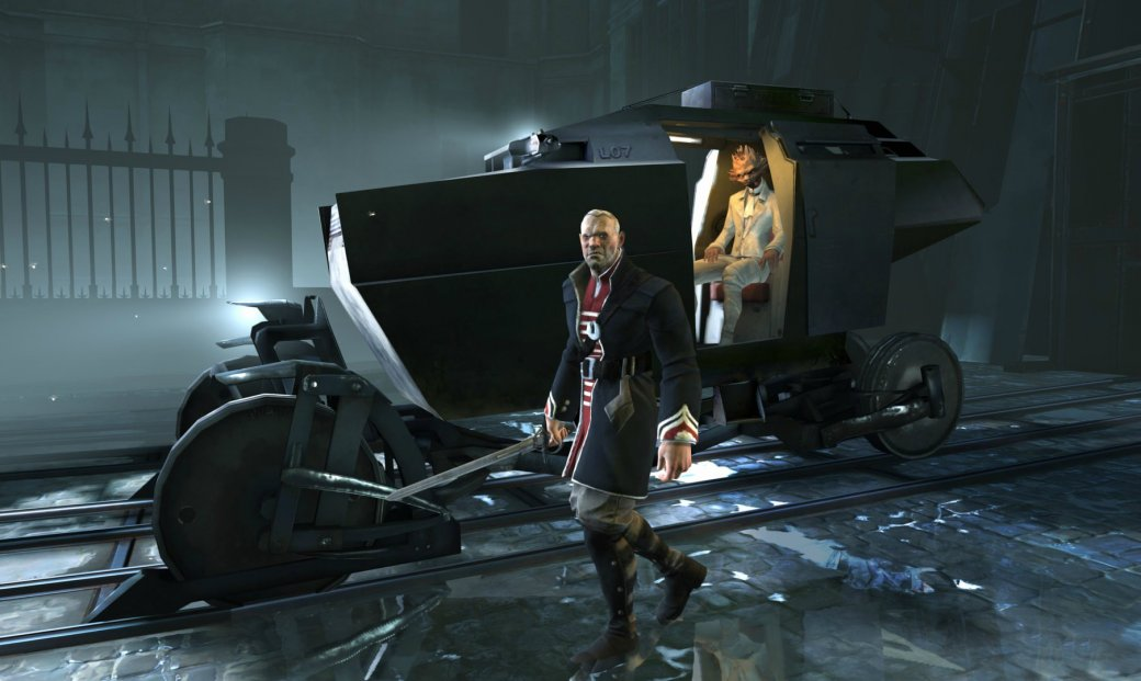 Начто похож пикап Tesla Cybertruck? Вспомнили Half-Life, Dishonored иCyberpunk 2077