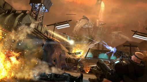 Обзор Red Faction: Armageddon - рецензия на игру Red Faction: Armageddon | Рецензии | Канобу