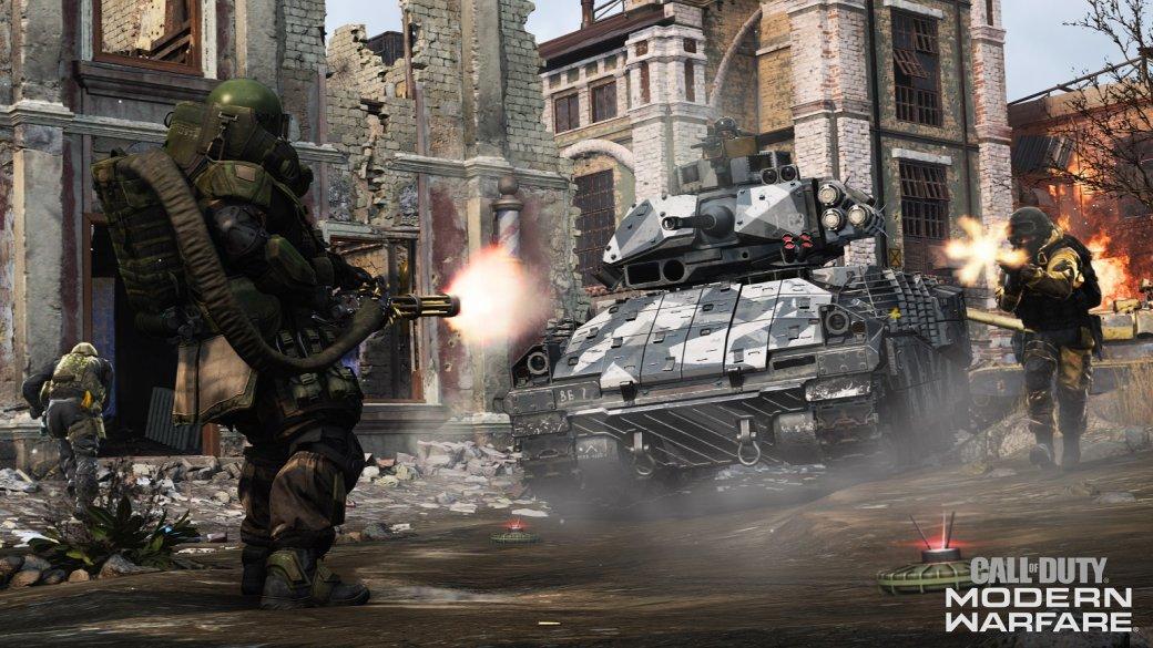 2 часа сCall ofDuty: Modern Warfare— первые впечатления отмультиплеера | Канобу - Изображение 4