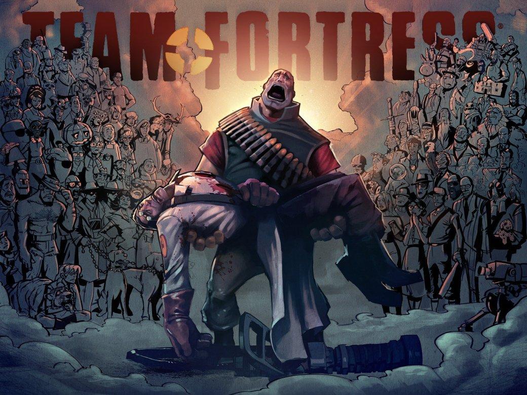 Комиксы по Team Fortress полны отсылок к знаменитым сюжетам Marvel/DC | Канобу - Изображение 3403
