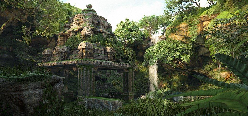 Индийская мифология и реальные места в Uncharted: The Lost Legacy | Канобу - Изображение 5
