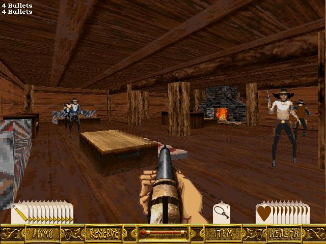 игра Outlaws скачать - фото 6