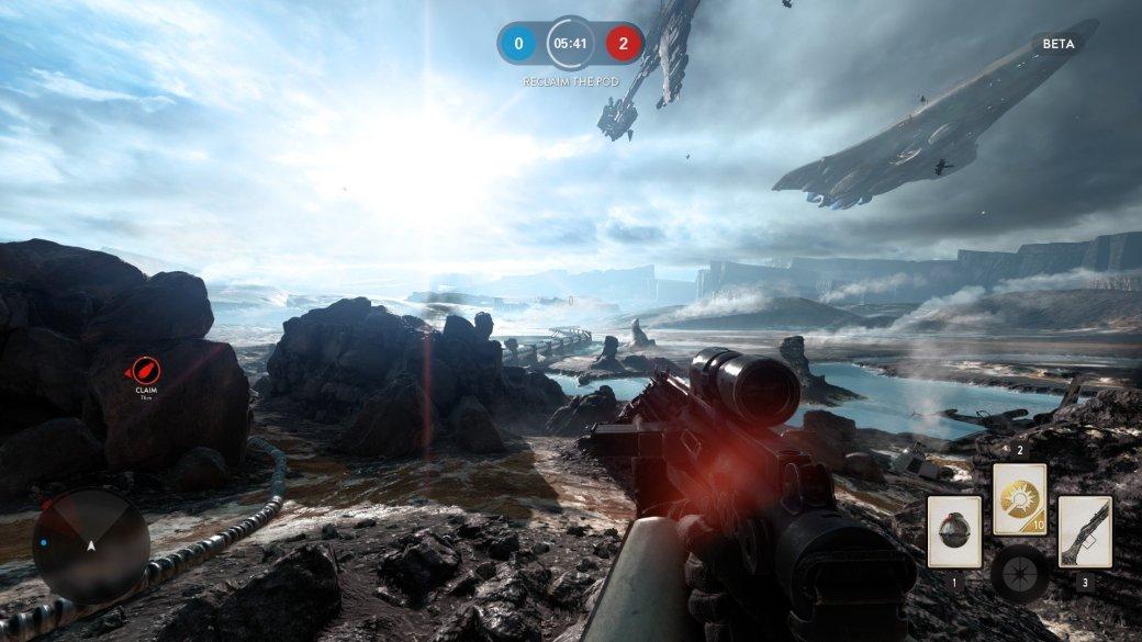 Впечатления от беты Star Wars: Battlefront | Канобу - Изображение 582