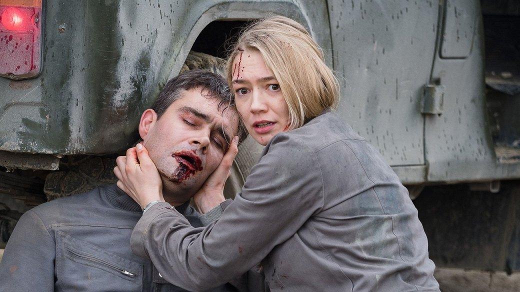 Рецензия на российский sci-fi фильм «Спутник». Что будет, если Веном придет к Чужому выпить водки | Канобу