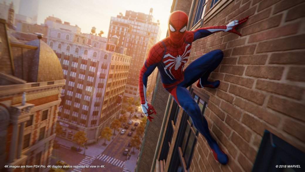 «Вынаверняка погрузитесь сголовой»: критики остались довольны демо Spider-Man, ноесть нюансы. - Изображение 2