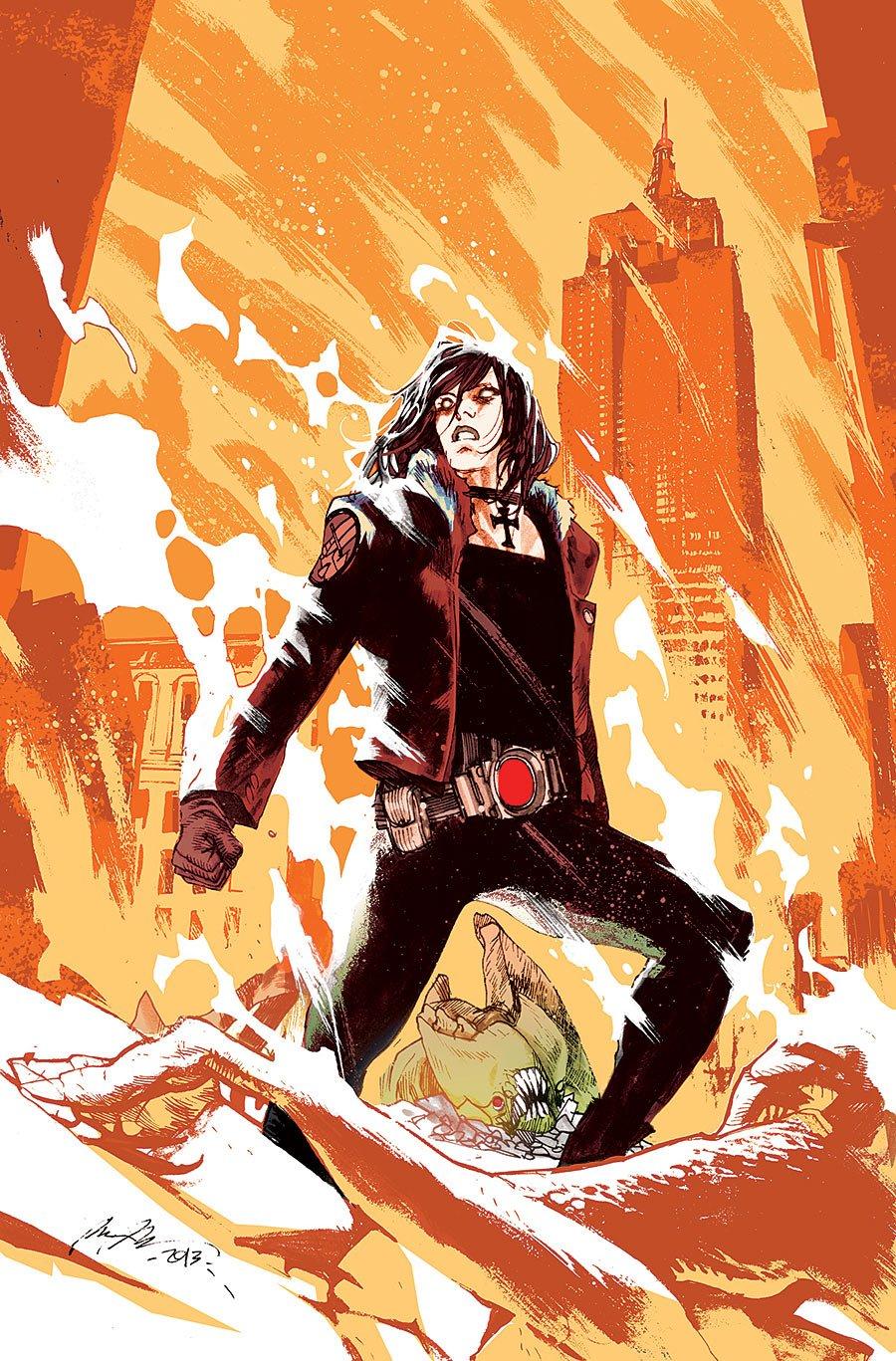 Топ-10 самых горячих героинь комиксов | Канобу - Изображение 138