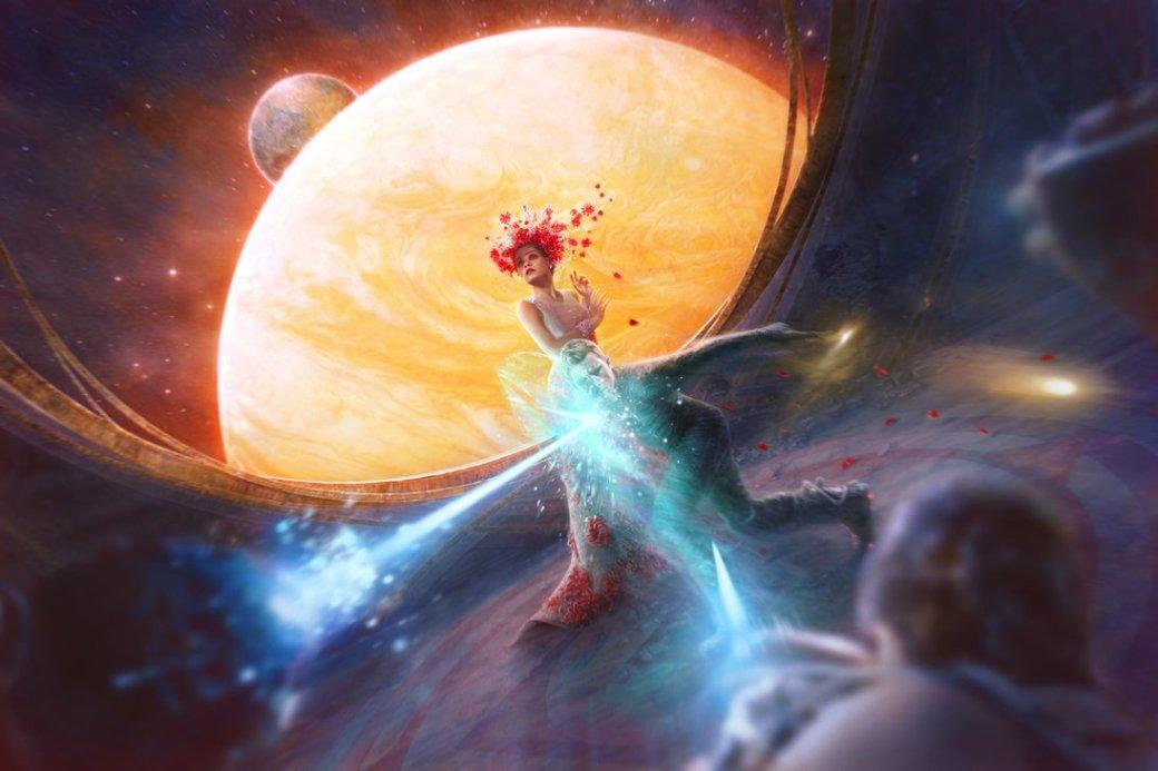 «Восхождение Юпитер»: Shut up, Meg! | Канобу - Изображение 5