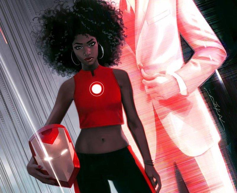 Новым Железным человеком стала темнокожая девушка Рири Уильямс   Канобу - Изображение 0