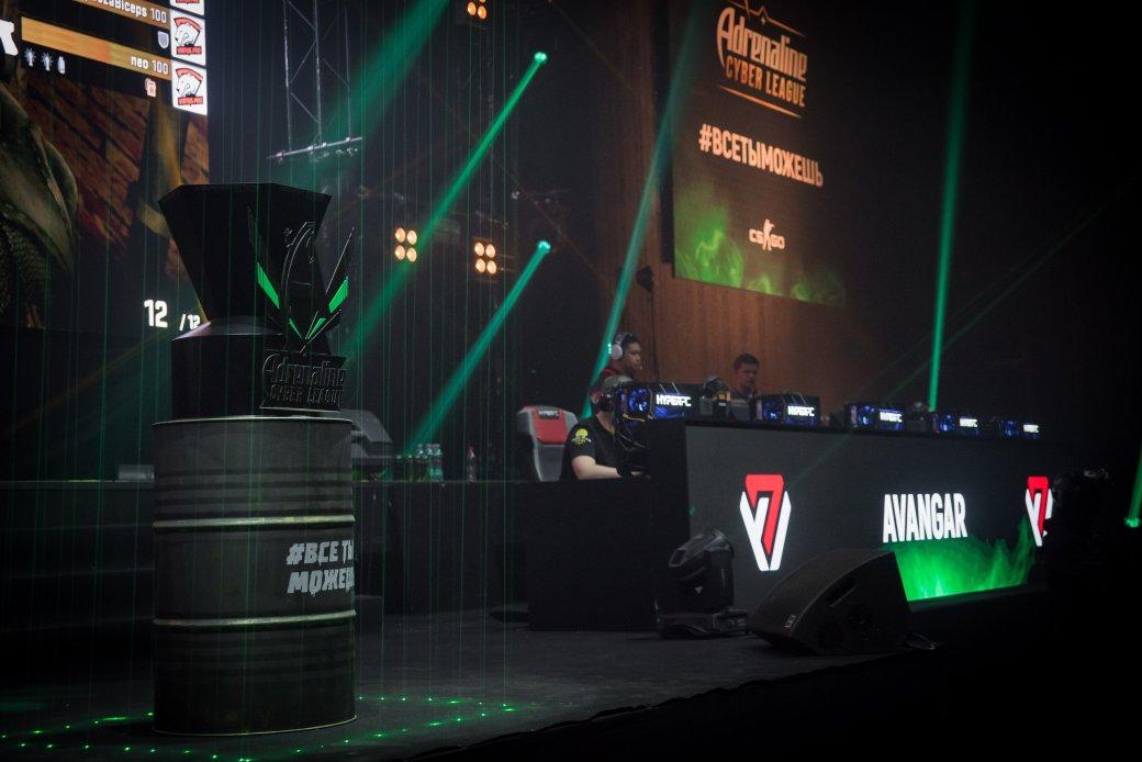 SK и AVANGAR сыграют в финале Adrenaline Cyber League 2018. - Изображение 1