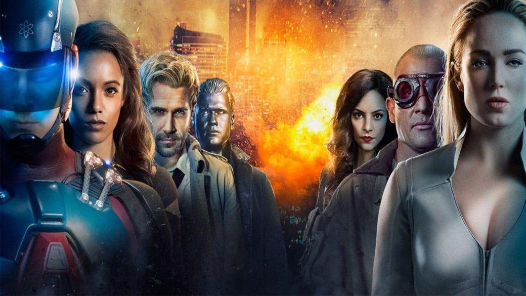 Чего ждать от новых сезонов супергеройских сериалов СW? | Канобу - Изображение 9469