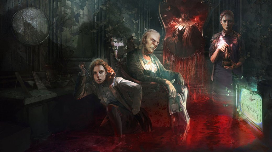 Silent Hill + The Evil Within? Играем в Remothered: Tormented Fathers | Канобу