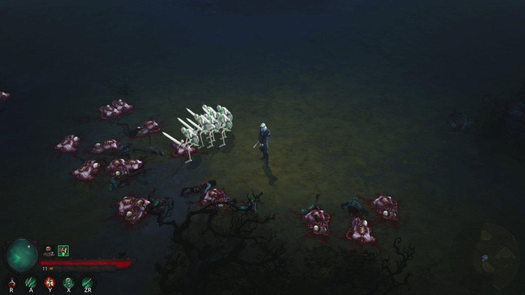 Обзор Diablo 3 на Nintendo Switch   Канобу - Изображение 12