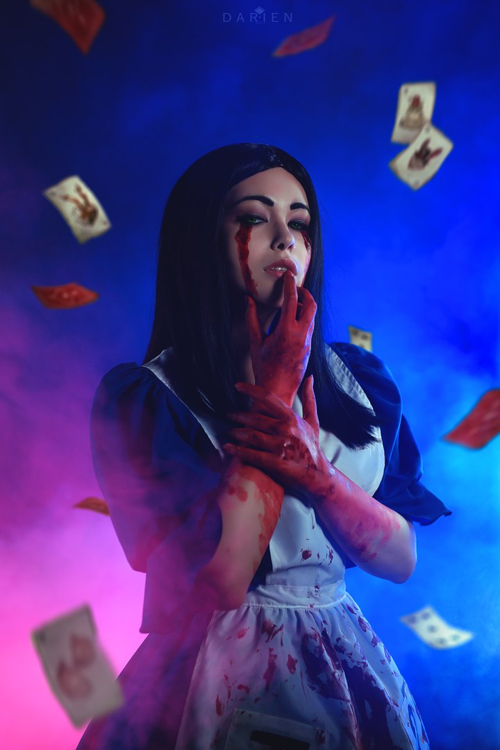 Косплей дня: Алиса Лидделл из игры Alice: Madness Returns. - Изображение 3