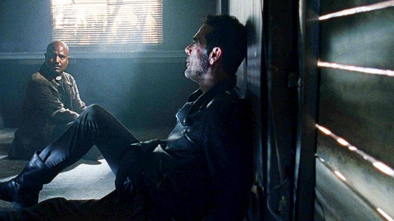 Суть. Короткая рецензия на5 серию 8 сезона «Ходячих мертвецов» | Канобу - Изображение 1