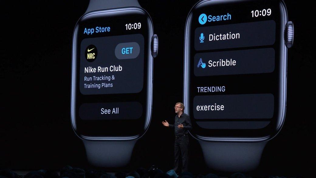 Apple представила WatchOS 6: Apple Watch стали максимально независимы отiPhone | Канобу - Изображение 1279