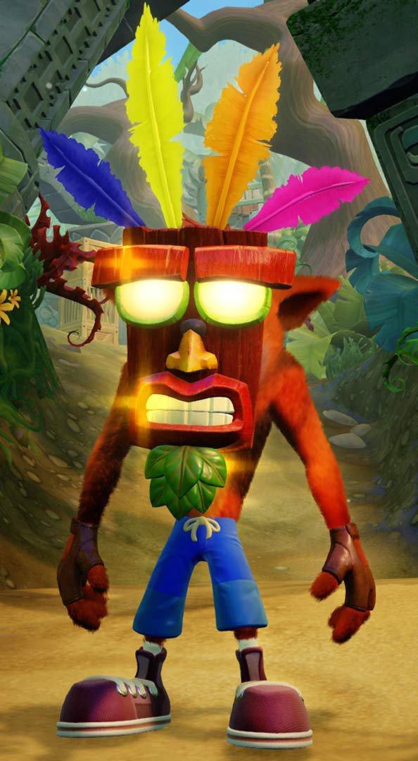 PlayStation 1 Strikes Back. Разбираем Crash Bandicoot N. Sane Trilogy. - Изображение 4