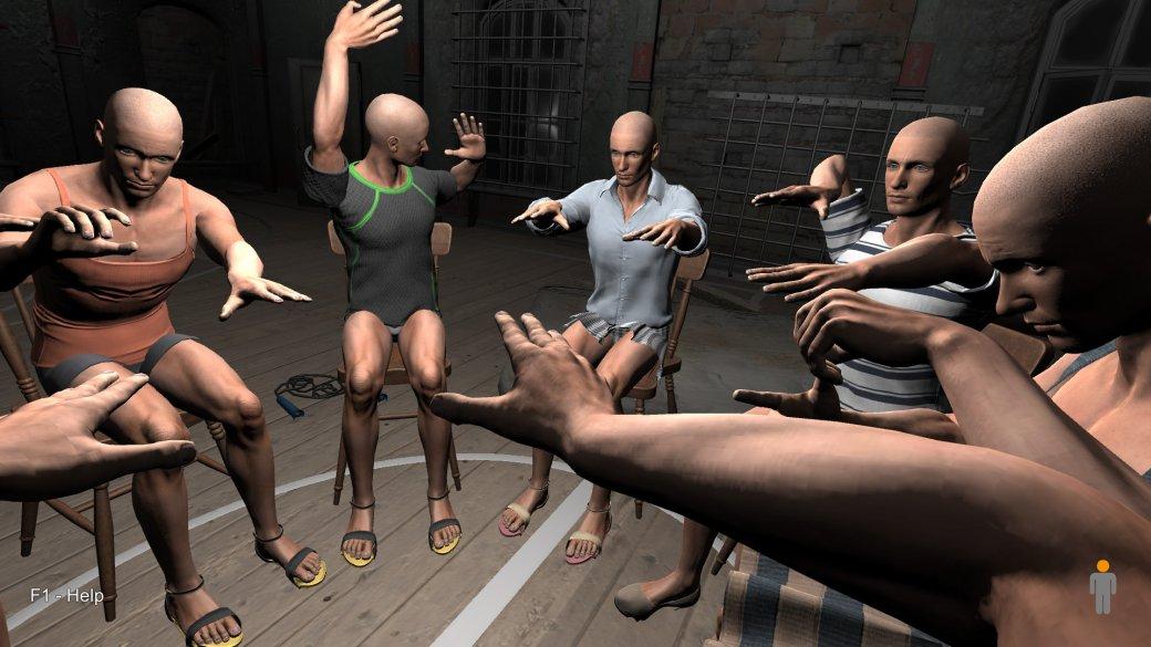 Сойти сума за5 минут. Hand Simulator разошлась вSteam миллионным тиражом, что это вообще такое? | Канобу - Изображение 0