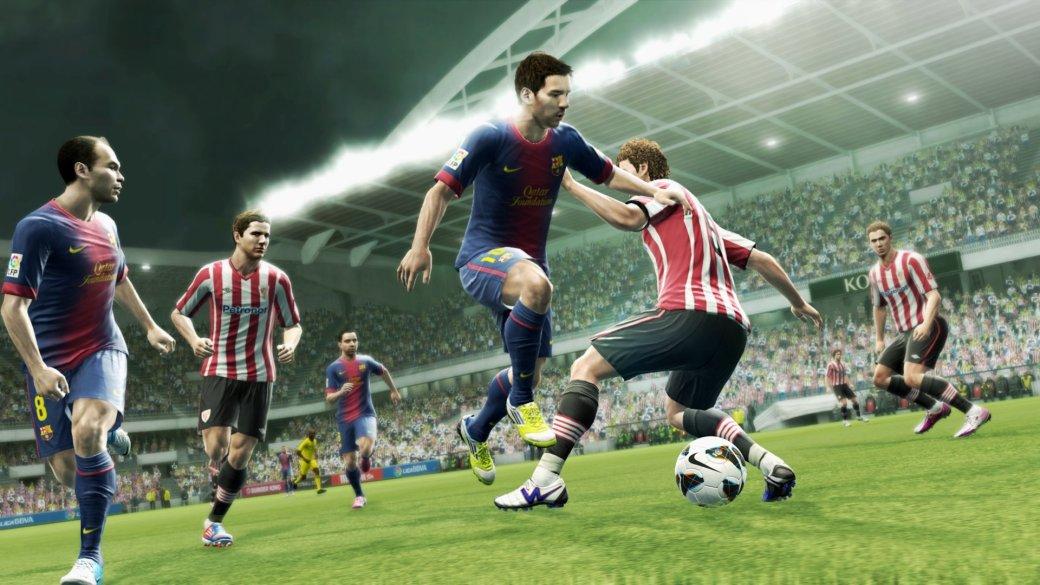 Рецензия на Pro Evolution Soccer 2013   Канобу - Изображение 3848