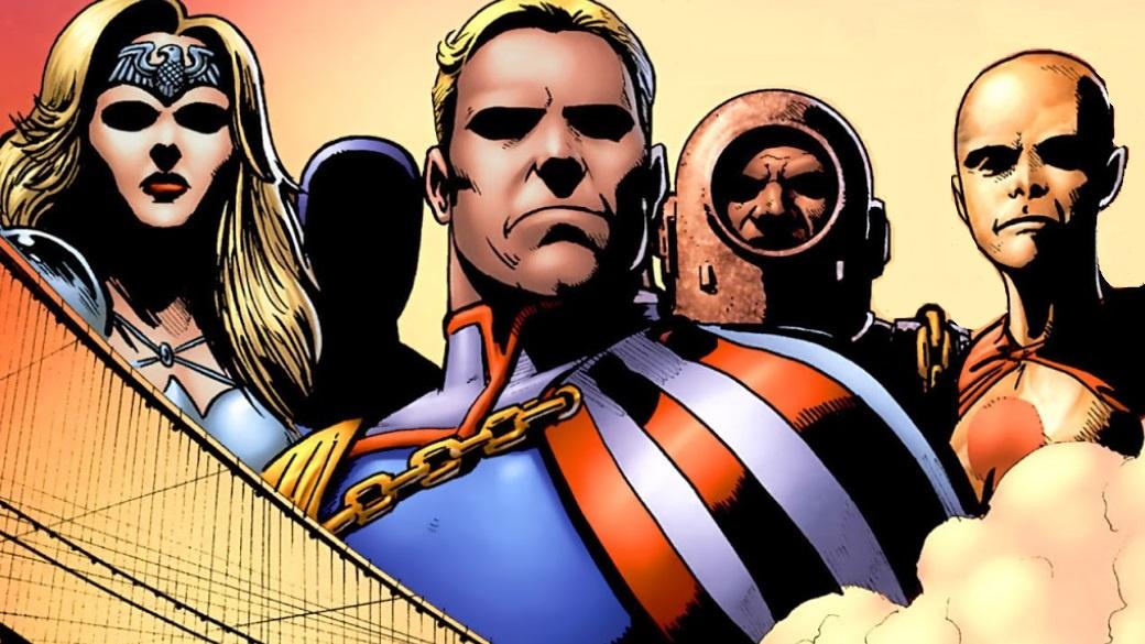 5 причин, почему хулиганская супергеройская сатира «Пацаны» достойна вашего внимания | Канобу