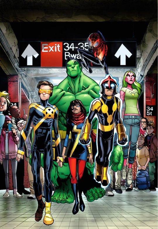 Синопсис новой серии комиксов Marvel появился раньше времени | Канобу - Изображение 5064