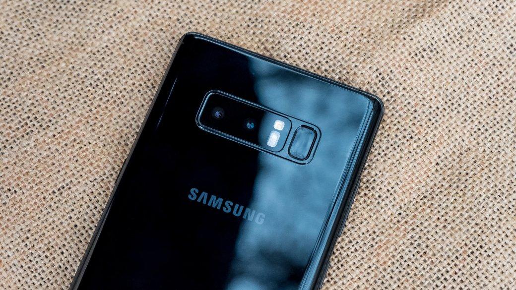 Обзор Samsung Galaxy Note8: потрясающий, нонедля всех. - Изображение 10