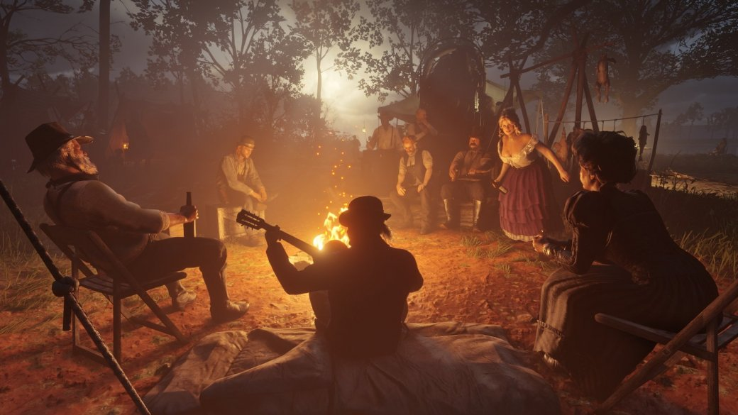 10 фактов о Red Dead, Red Dead Redemption и Red Dead Redemption 2, которые выдолжны знать  | Канобу - Изображение 9