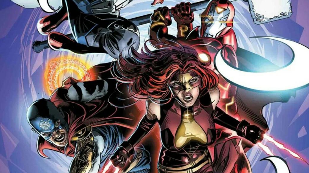 Супергерои исуперзлодеи-гибриды вInfinity Wars: отЛунного Человека-паука доЖелезного бога грома | Канобу