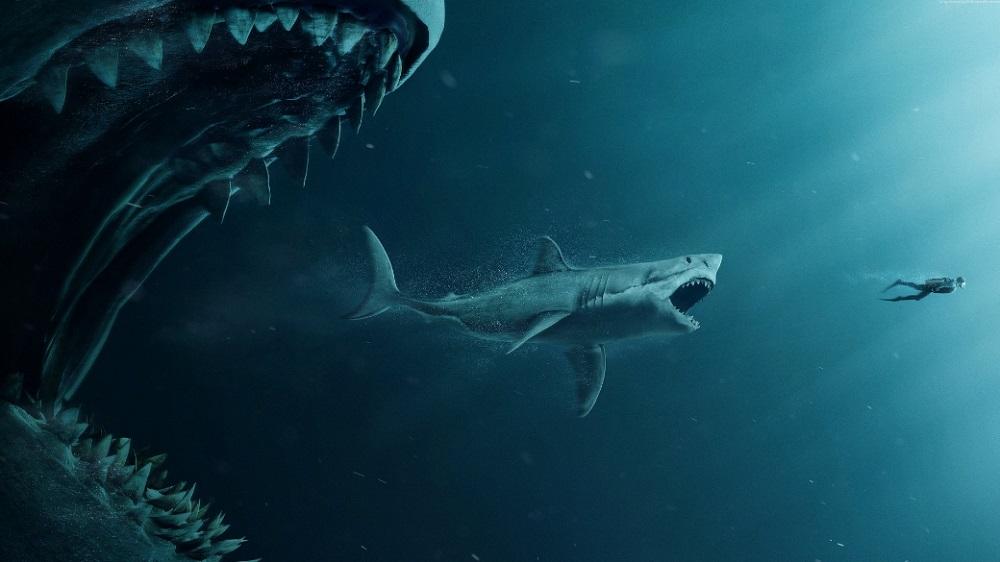 Что думают критики офильме «Мег: Монстр глубины»? Чем больше акула, тем меньше рисков. - Изображение 1