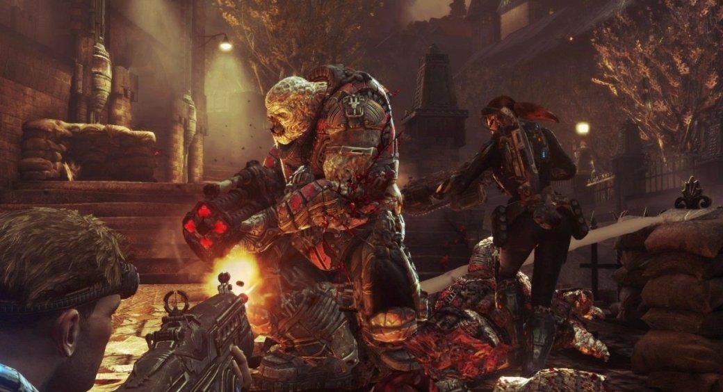 E3: Gears of War: Judgement - впечатления от однопользовательского режима   Канобу - Изображение 3