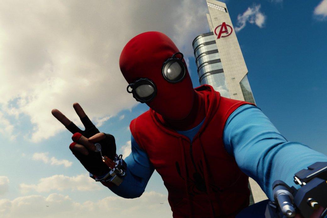 Гифка дня: почему Spider-Man для PS4 лучше, чем Grand Theft Auto5 | Канобу - Изображение 3324