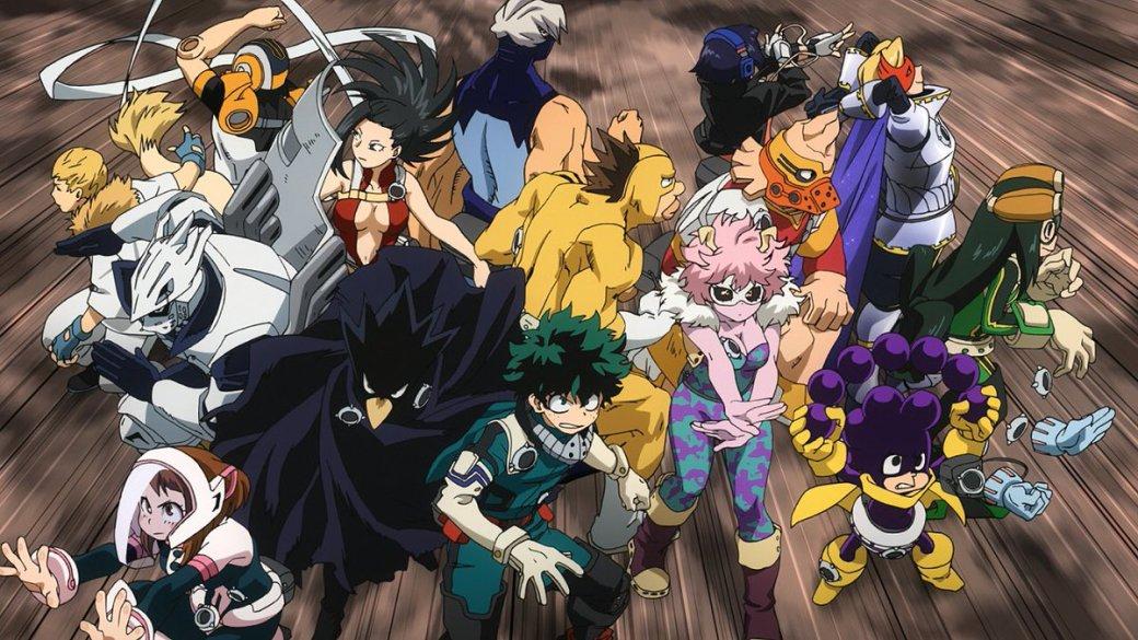 Счего начать смотреть аниме? Лучшая японская анимация для новичков | Канобу - Изображение 16