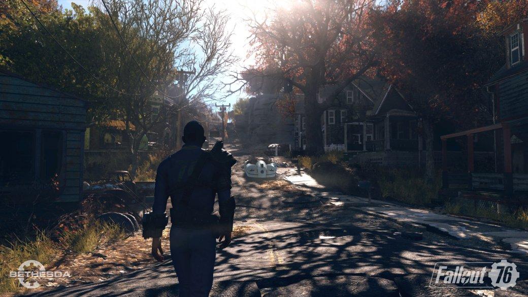 Fallout 76 изначально была мультиплеером Fallout 4. Подробности игры издокументалки оеесоздании. - Изображение 2