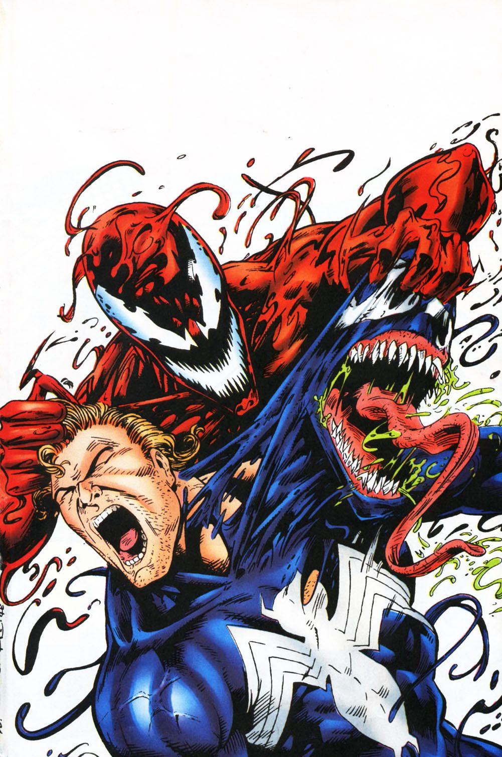 История Карнажа— самого безумного врага Человека-паука | Канобу - Изображение 5
