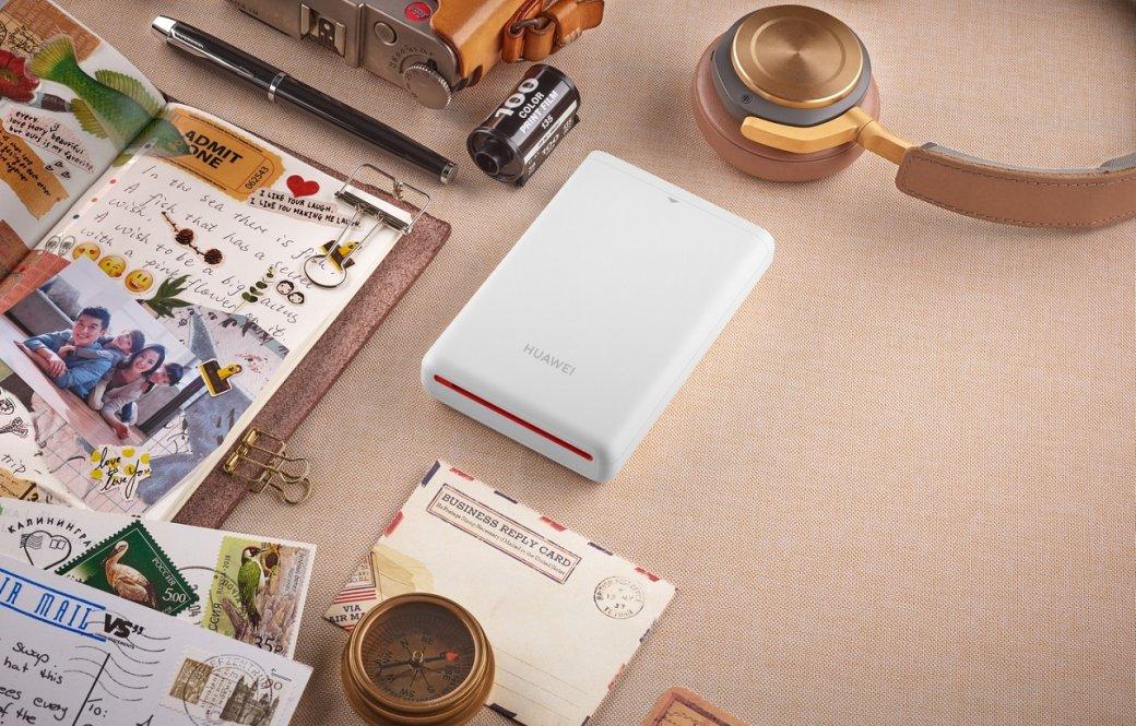 Huawei выпускает вРоссии карманный фотопринтер поцене 7990 рублей | Канобу - Изображение 1831