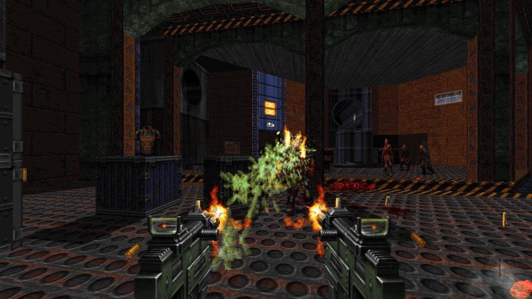 Разработчикам Ion Maiden пришлось сменить название игры из-за судебного иска от Iron Maiden | Канобу - Изображение 0