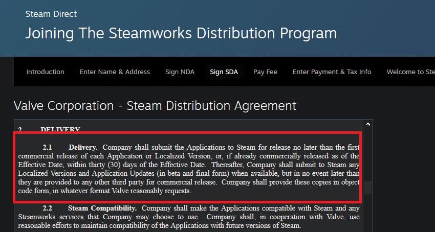 Всоглашении Steam нашли пункт, запрещающий уносить игры изSteam вEGS | Канобу - Изображение 1