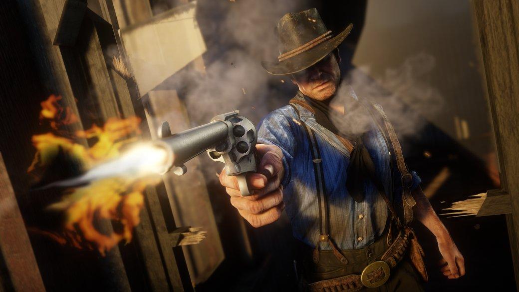 Тираж Red Dead Redemption 2 превысил 25 миллионов копий | Канобу - Изображение 1568
