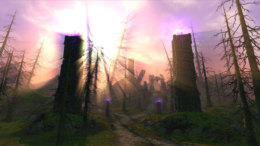 Titan Siege — возвращение хардкорных MMORPG | Канобу - Изображение 0