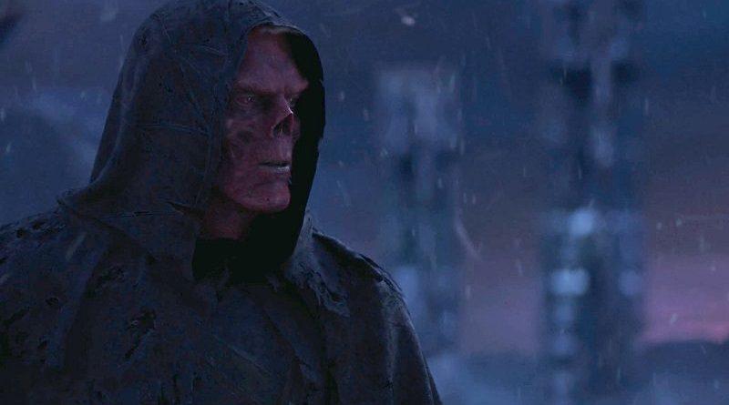 На жутких концепт-артах «Войны Бесконечности» Красный череп похож на мертвеца! | Канобу - Изображение 1