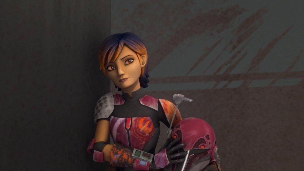 Нетолько Лея! 5 главных женских персонажей нового канона «Звездных Войн». - Изображение 30