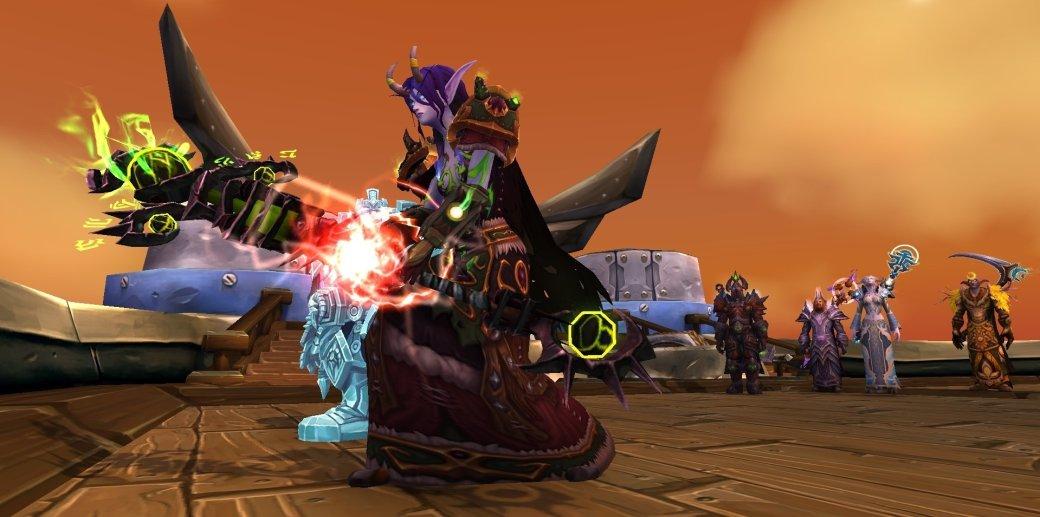 Blizzard добавила быструю прокачку артефактов в WoW, чтобы избавиться от них в Battle for Azeroth   Канобу - Изображение 2299