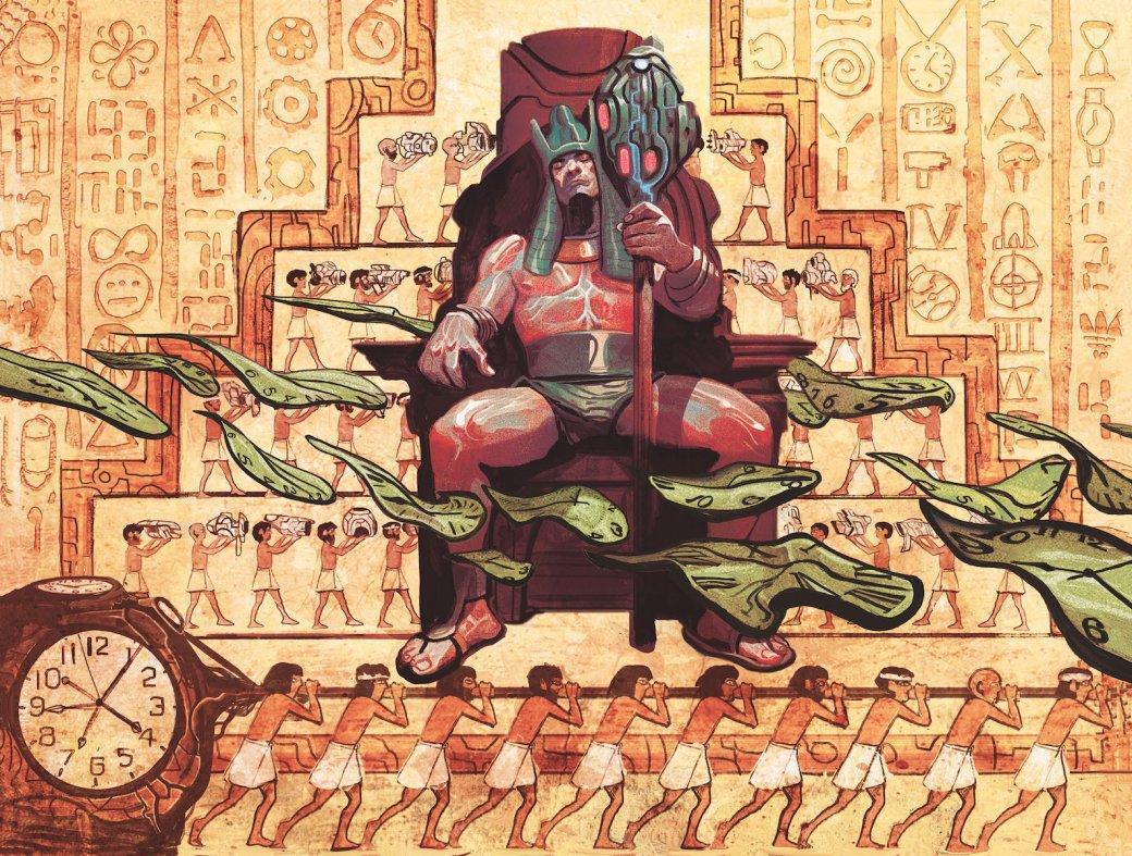 Кто такой Канг Завоеватель— будущий злодей киновселенной Marvel | Канобу - Изображение 7026
