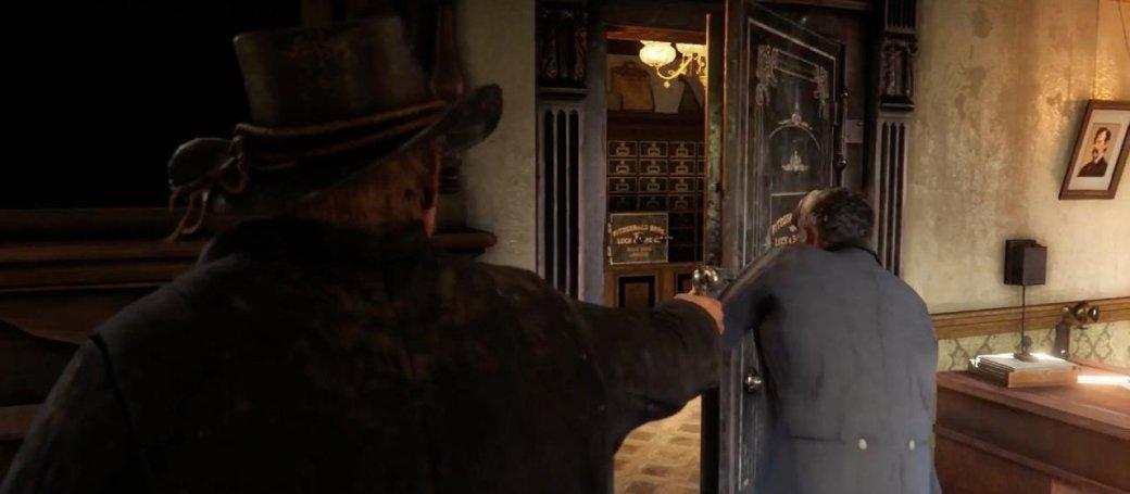 Разбор трейлера Red Dead Redemption2. Все, что вымогли пропустить | Канобу - Изображение 2177