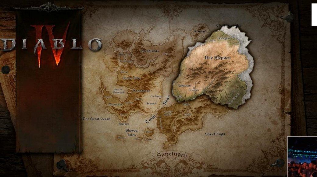 BlizzCon 2019: Blizzard показала геймплей Diablo 4  | Канобу - Изображение 545
