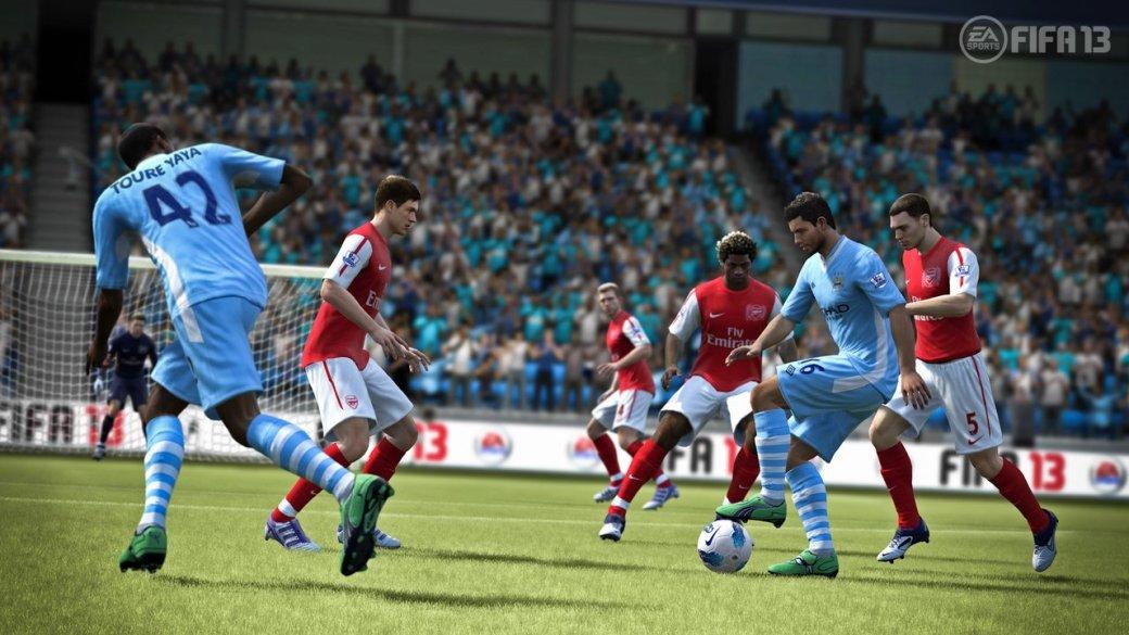 Рецензия на FIFA 13   Канобу - Изображение 5