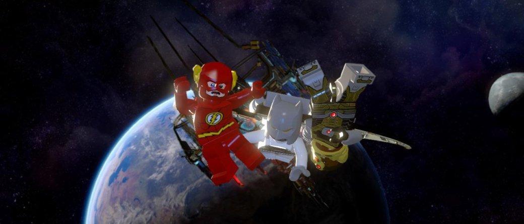 Рецензия на LEGO Batman 3: Beyond Gotham   Канобу - Изображение 6876