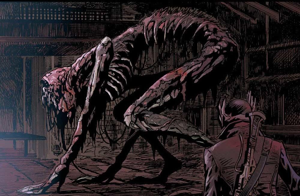 Обзор комикса «Bloodborne. Конец сна»— спорное, новсе равно приятное возвращение вЯрнам | Канобу - Изображение 3
