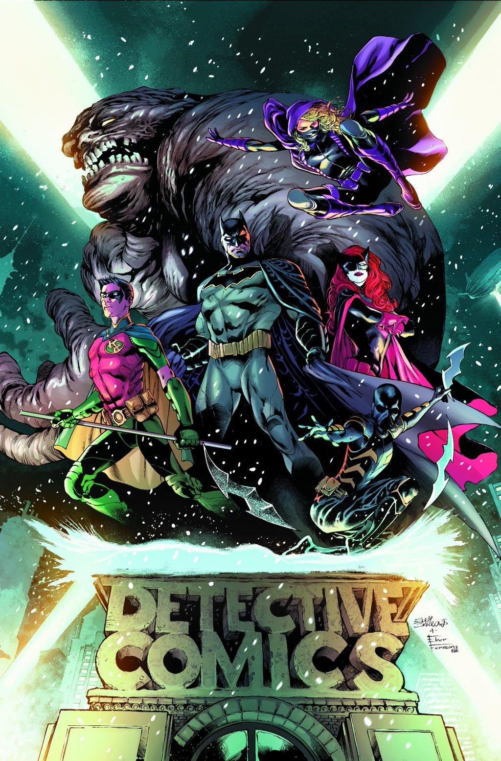 Какие серии DC Rebirth стоит читать? | Канобу - Изображение 6358
